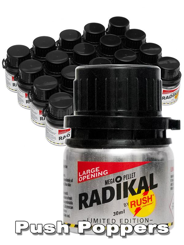 BOX RADIKAL RUSH - 20 x big alu
