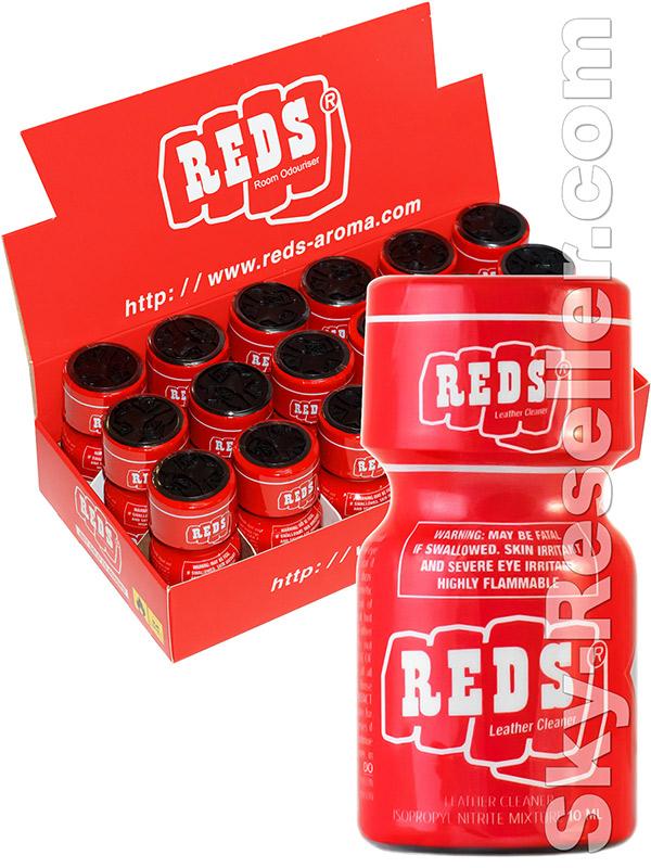 BOX REDS - 18 x