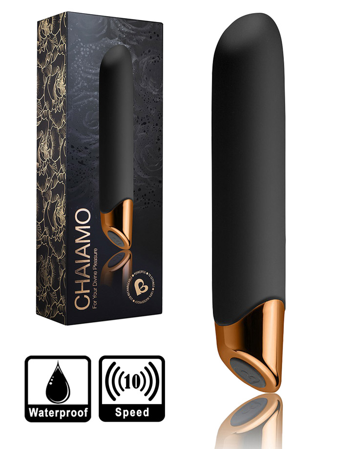 Chaiamo Vibrator - Black