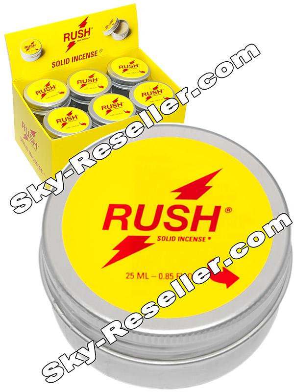 BOX Rush Solid big - 18 x Rush Solid Poppers big