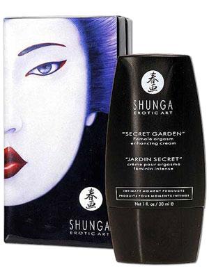 Shunga - Secret Garden Female Orgasmus Creme