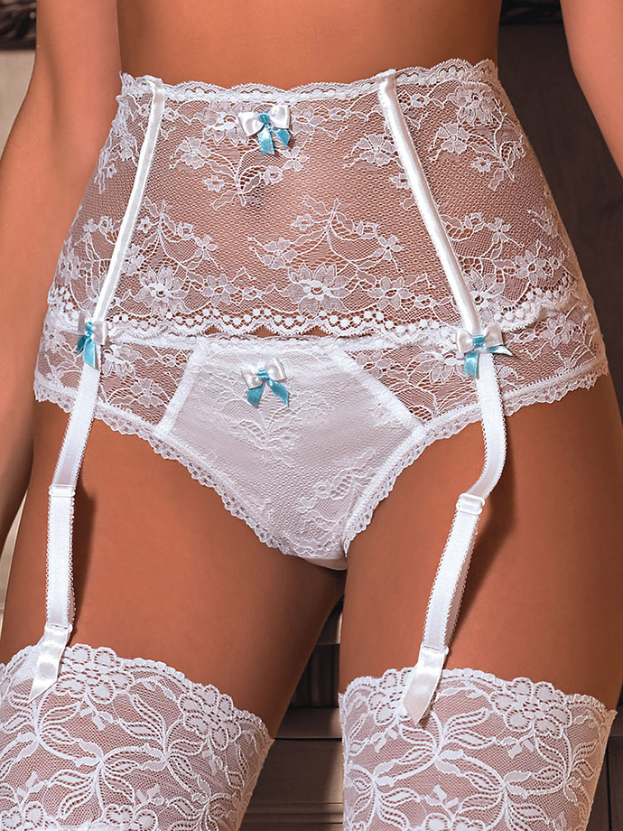 Roza - String Fifi White
