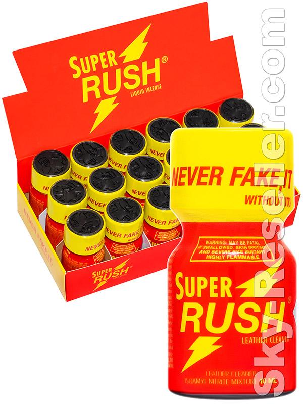 BOX SUPER RUSH - 18 x