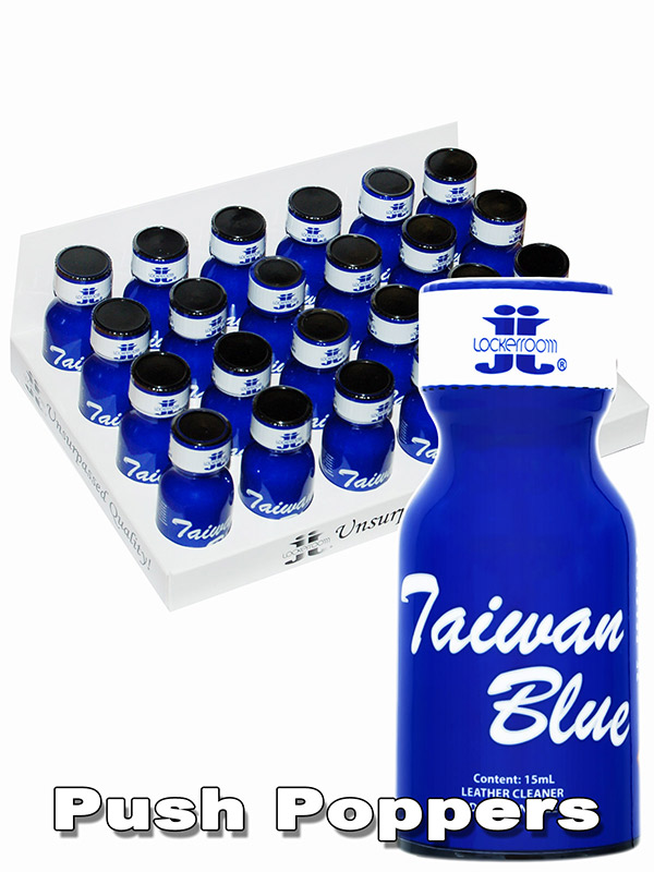 BOX TAIWAN BLUE - 24 x