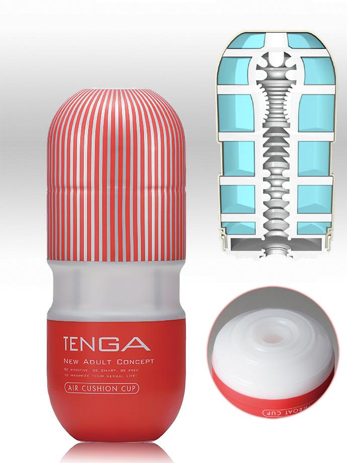Tenga - Air Cushion Cup Masturbator