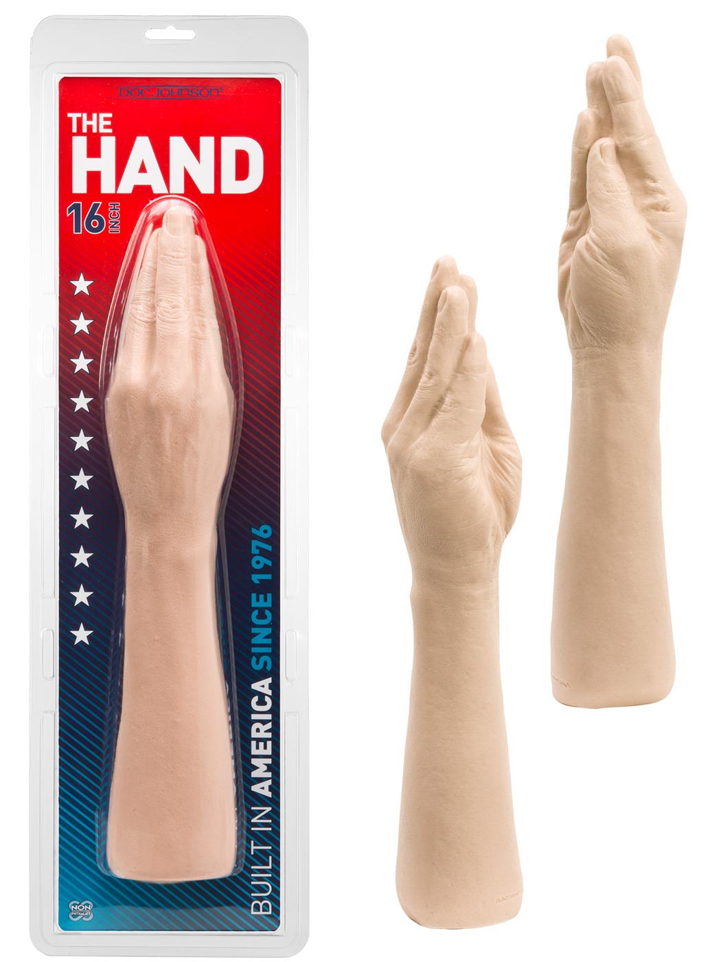 Hand - white