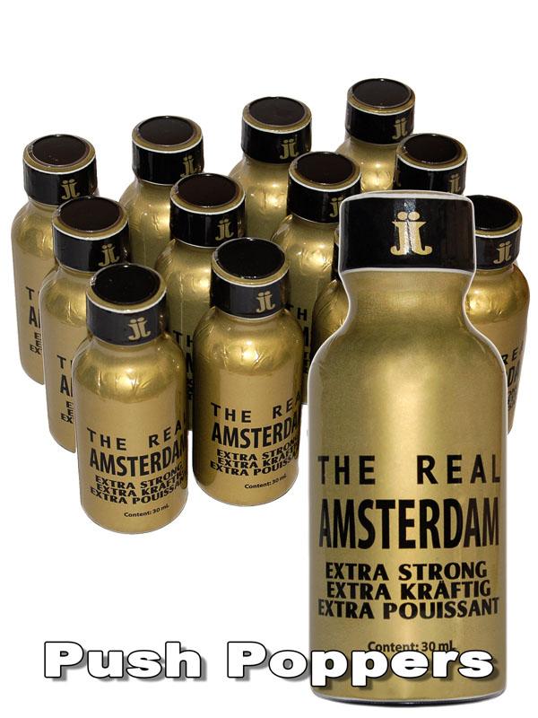 BOX REAL AMSTERDAM - 12 x big round