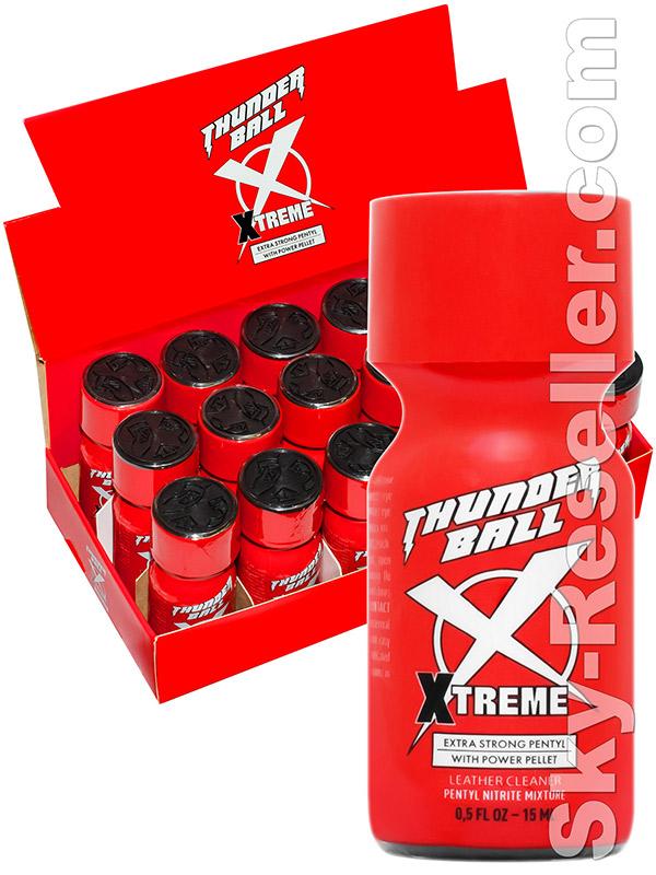 BOX THUNDER BALL XTREME - 18 x medium