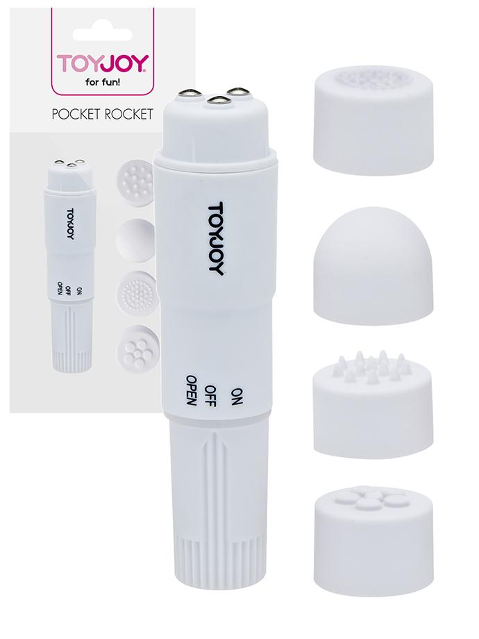 Sweet Pocket Rocket - White