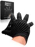 FistIt Masturbations Handschuh - schwarz