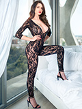 Scandal Lace Body Suit