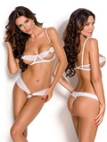 Anais - Sonya Set White