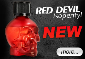 Red Devil Poppers